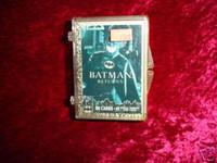 BATMAN RETURNS TRADING CARDS Complete Set Near Mint 1
