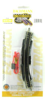"""Bachmann 44802 N E-Z TRACK 11.25"""" CURVED TERMINAL Rerailer NS bcg"""