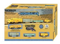 Bachmann 24002 N HIGHBALLER TRAIN SET Union Pacific z