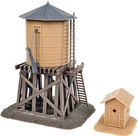 Walthers Trainline 11631 HO WATER TOWER AND SHANTY KIT 931-906 Building Model bcg