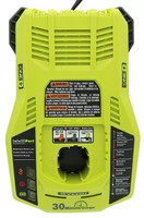 Ryobi P117 18V DUAL CHEMISTRY BATTERY CHARGER One+ Lithium Ion and NiCad bcg
