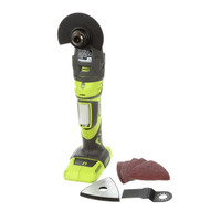 Ryobi P246 18V JOBPLUS POWER BASE One+ Lithium Ion Cordless Multi-Tool P570 bcg