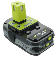 Ryobi P107 18V LITHIUM-ION BATTERY PACK for One+ Cordless Power Tools 1.5Ah bcg