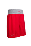 Nike Boxing Short - Scarlet / Pewter