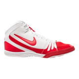 Nike Freek - White/University Red