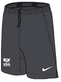 Nike Men's USAWR 2 Pocket Fly Short - Grey/White