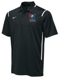 Nike Men's USAWR Team Gameday Polo - Black/Red/White/Navy