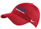 Nike USAWR Stock Heritage 86 Cap - Red/Red/White/Navy