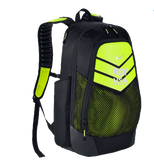 Nike USAWR Vapor Power Backpack - Black/Volt/Silver