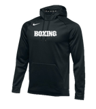 Nike Men's Boxing Therma Hoodie KO - Black