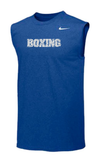 Nike Men's Boxing Team Legend SL Crew - Royal/Silver