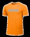 Nike Men's Boxing Team Legend SS Crew - Bright Ceramic/Grey