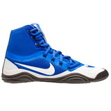 Nike Hypersweep Wrestling Shoe - Royal Blue/White/Black