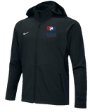 Nike Men's USAWR Sphere Hybrid Jacket - Black/Red/White/Navy
