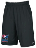 Nike Men's USAWR 2 Pocket Fly Short - Black /Red/White/Navy