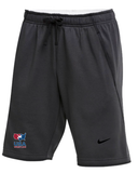 Nike Men's USAWR Flux Shorts - Grey/Red/White/Navy
