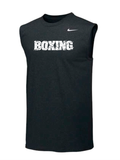Nike Men's Boxing Team Legend SL Crew - Black/White