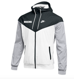 Nike Men's Boxing NSW Windrunner Jacket - Black/White