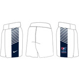 Nike Men's USAWR Fight Short - White
