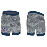 Nike Men's USAWR Compression Short - Camo