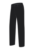 Nike Men's Flat Front Pants - Black