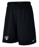 Nike Men's USAW 2 Pocket Fly Short - Black/White