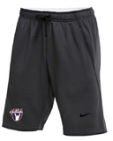 Nike Men's USAW Flux Short - Charcoal Heather/Black
