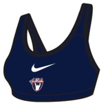 Nike Women's USAW Pro Sports Bra - Navy/White