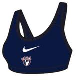 Nike Women's USAW Pro Sports Bra - Navy/White
