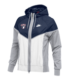 Nike Women's USAW Windrunner Jacket - Navy/White/Grey