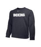 Nike Boxing Club Crew Fleece - Grey