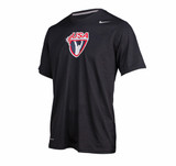 Nike USAW S/S Dri Fit Legend Shirt - Black