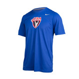 Nike S/S Dri Fit Legend USAW Shirt - Royal