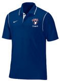 Nike Dri Fit Polo Coach USAW - Navy