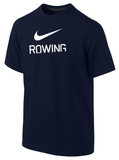 Nike Youth Rowing Shirt - Obsidian