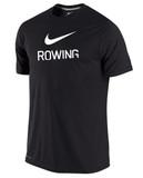 Nike Men's Dri-Fit Rowing Shirt - Black