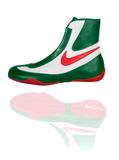 Nike Machomai Mid Green / White / Red