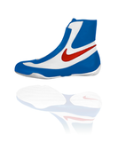 Nike Machomai Mid  - Red / White / Blue