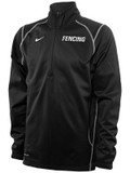 Nike Men's 1/4 Zip Fencing Fleece Jacket