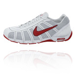 Nike Air Zoom Fencer - White / Red