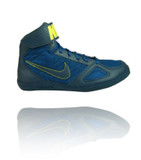 Nike Takedown 4 - Blue Sapphire / Volt / Court Blue
