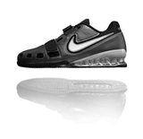 Nike Romaleos 2 Weightlifting Shoes - Black / White / Grey