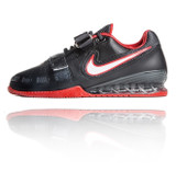 Nike Romaleos 2 Weightlifting Shoes Black / Red