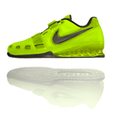 Nike Romaleos 2 Weightlifting Shoes - Volt / Sequoia