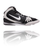 Nike Freek Black / White Wrestling Shoe