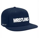 Nike Vapor Wrestling Cap - Navy / White