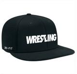 Nike Vapor Wrestling Cap - Black / White