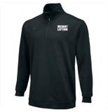 Nike Dri Fit 1/2 Zip Top Weightlifting Jacket