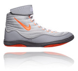 Nike Inflict 3 - Pure Plat/Total Orange Stealth/Dark Grey