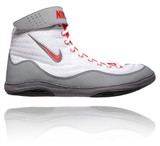 Nike Inflict 3 - White / Uni Red Cool Grey / Blk